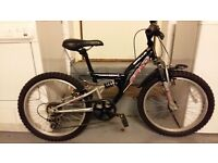 Apollo FS 20-inch frame Boy's Mountain Bike