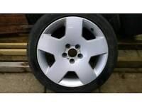 Vauxhall omega elite wheel.