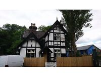 3 bedroom detached house Victorian mock tudor