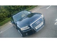 2006 Audi A8 3.0 TDi Quattro SE LWB 119K 1OWNER CAR diesel Automatic PX swap part exchange