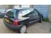 Renault Clio 1.2 MTV - Failing Head Gasket - Spares or Repair