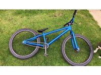 """diamondback 24"""" jump bike (not bmx/ mountain bike)"""