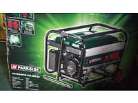 Parkside 2800w max output never been used brand new