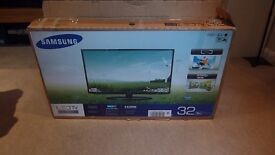 samsung 32' led full HD tv. still really good .. call and we can talk price