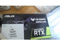 ASUS TUF RTX 3070 Ti