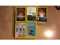 National Geographic magazines - approx 100 Copies