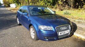 Audi A3 Special Edition, Petrol 1.6L