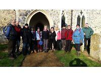 Walking/Social Club seeks prospective members