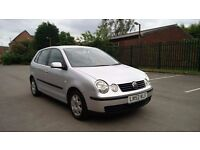 Volkswagen Polo 1.4 (Automatic) 5dr