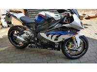 Bmw S1000rr 2012 low mileage