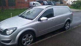 Vauxhall astra 1.7cdti sportiva