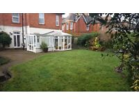 Large double room with conservatory to let in Portchester Road
