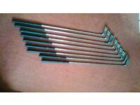 Trypower golf club irons