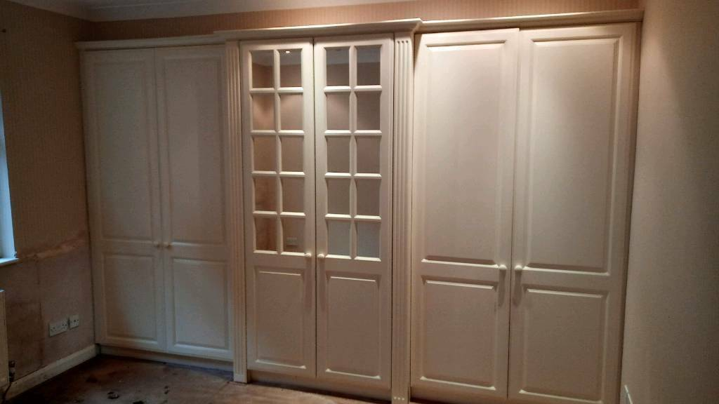 Fitted Wardrobes x 2