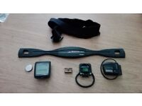 Sigma BC 1706 HR DTS Bike Computer Heart Rate Monitor wireless