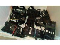 Joblot x10 original dell laptop chargers