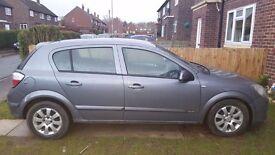 Vauxhall astra 1.6 easy tronic