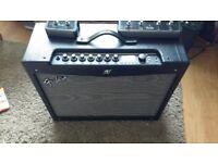Fender Mustang 4 2x12 Stereo Guitar Amplifier