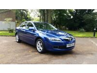 MAZDA 6 2.0 TS 07 PLATE 2007 2F/KEEPER 94000 MILES FULL SERVICE HISTORY AIRCON ALLOYS 6 SPEED 5DR