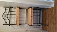 Wrought Iron Bakers Rack for Sale