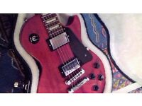 Gibson Les Paul Studio, Faded. 2007 model for swap/sale