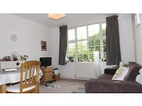 1 Double bedroom period apartment with huge communal gardens 2 minutes from Streatham Hill station