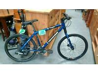 Cannondale f600 mountain hybrid bike