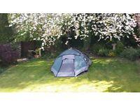 Tent, 4 man, Blacks Torridon