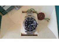Genuine Afterset Rolex Submariner 116610LN (Pre owned Rolex Watches)