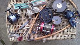URGENTLY WANTED FISHING TACKLE CASH WAITING