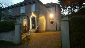 Double Rooms for rent in the folly Armagh city