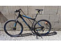 Axle Hellcat- Carrera 2015 Limited Edition, Excellent Condition, Hardly Used - Mountain Bike, MTB