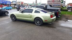 2006 Ford Mustang LEATHER, SPORT RIMS - CERT/EMIS