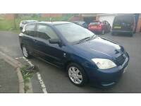 Toyota corolla diesel 3dr like astra focus a3 civic etc