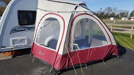 Base camp Panorama xl Porch Awning