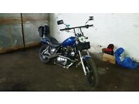 Yamaha Virago xv 700 excellent condition, loud and exciting sound, first registration 1996