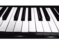 PIANO TUTOR WANTED