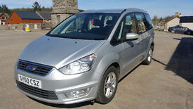 Ford Galaxy 2.0 7 seater Automatic diesel