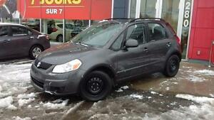 2012 Suzuki SX4 Hatchback AWD / MANUEL / AIR / GR.ELECTRIQUE
