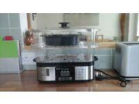 Digital Food Steamer