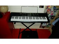 Practically new Casio CTK-2090, CTK-2400 Keyboard