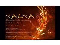 Beginner's Salsa Classes