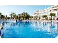All INCLUSIVE HOLIDAY TO PLAYA D'EN BOSSA FOR 4