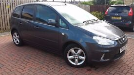 Ford C-max 1.6 petrol 2010 in very good condition