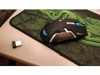 Wireless Gaming Mouse with USB signal Receiver