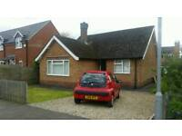 Lovely 2 bedroom bungalow