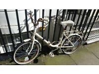 Vintage Folding Bike Apollo Wayfarer Bicycle