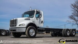 2007 FREIGHTLINER M2 112 CAB & CHASSIS - FRAME