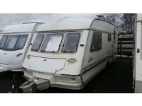5 BERTH SWIFT ACE HERALD WITH SIDE DOUBLE BED AND AWNING WE CAN DELIVER PLZ VIEW