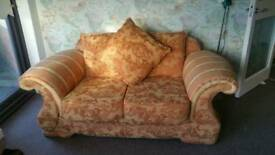 Good condition 2 seater sofa